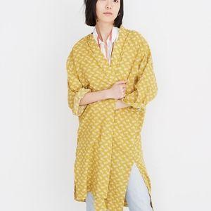 Madewell Print Kimono Robe Sz. XL